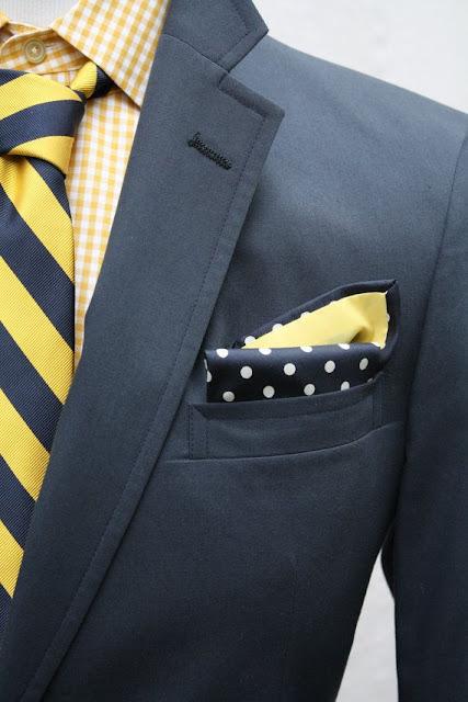 Tips Memilih Dasi Yang Tepat
