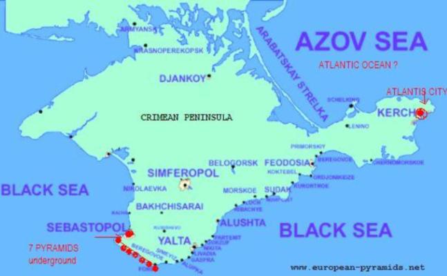 peta Piramida Krimea