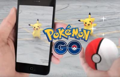 Bahaya Pokemon Go