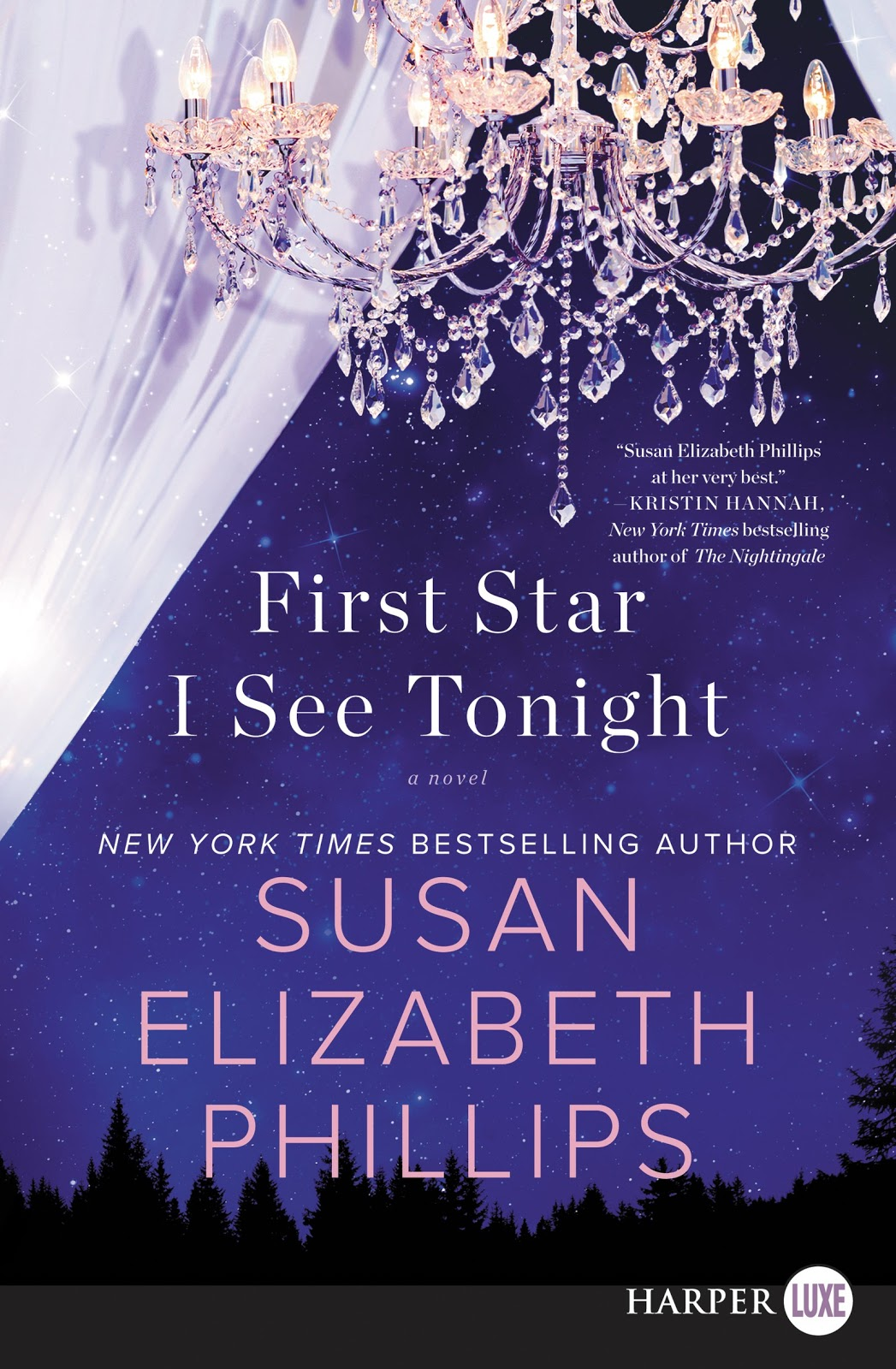 First Star I See Tonight (Chicago Stars #8) by Susan Elizabeth Phillips