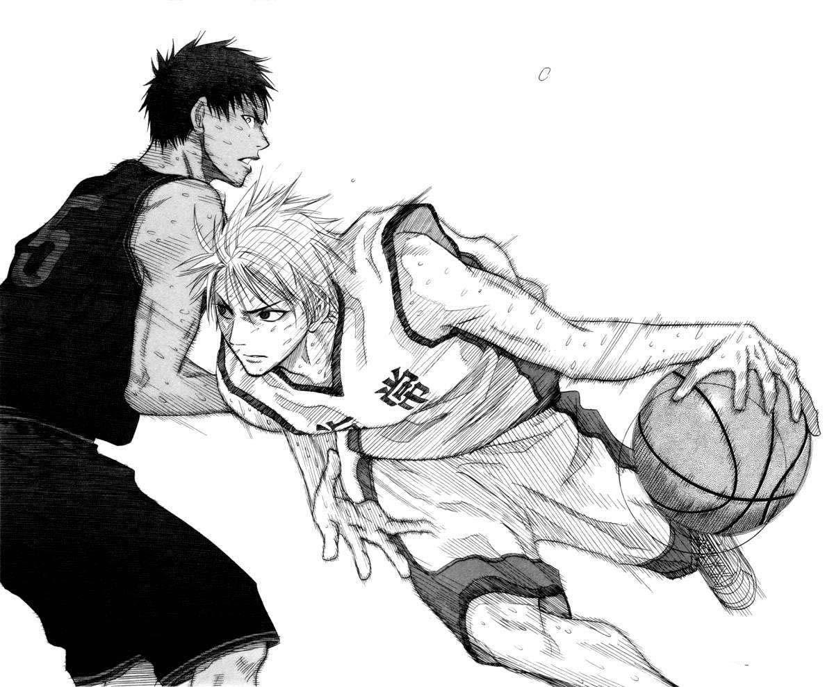 Kuroko No Basket chap 069 trang 17