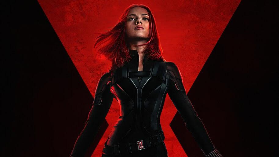 Black Widow, Scarlett Johansson, 2020, Movie, 4K, #5.1467