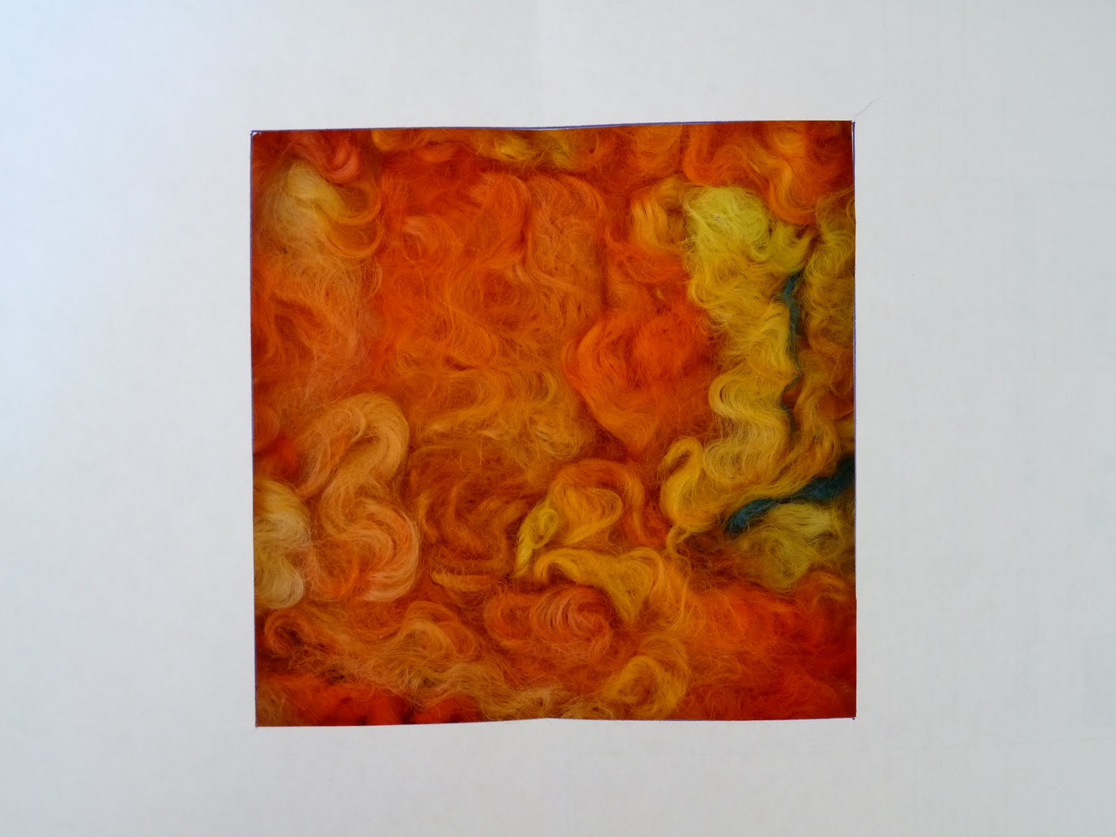 Wool art ideas