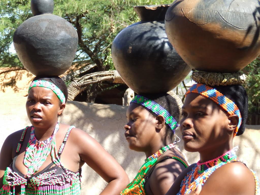 Zulu Women Nude 106