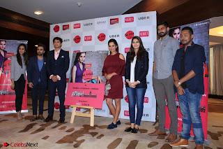 Indian Tennis Star Sania Mirza Pos in Red Short Dress at  0028.jpg