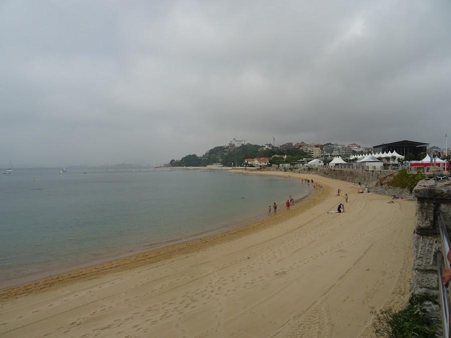 Vista de la Playa de La Magdalena