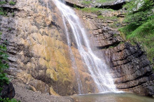 cascata ofentol Folgaria