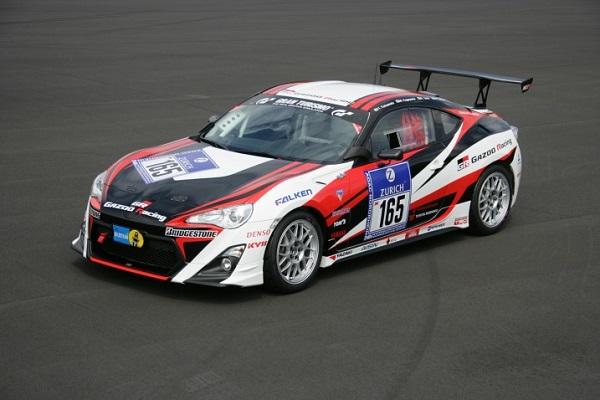 Toyota GT86 Gazoo Racing