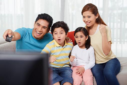 Haier TVs let homes enjoy digital broadcast without a digi-box