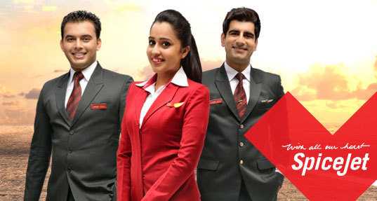 SPICE JET RECRUITMENT FOR CABIN CREW MALE/FEMALE: APPLY NOW