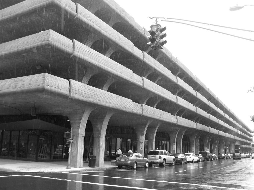 Hidden architecture temple street parking garage temple street parking garage solutioingenieria Gallery