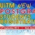 Pendaftaran Master UiTM Second Intake 2015