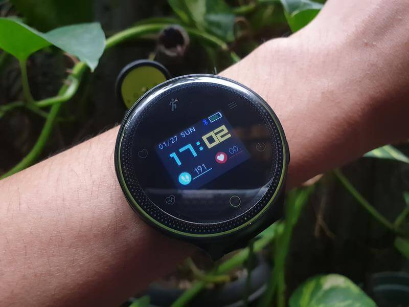 Cherry Mobile Flare Sport Review; Affordable and Capable Smartwatch