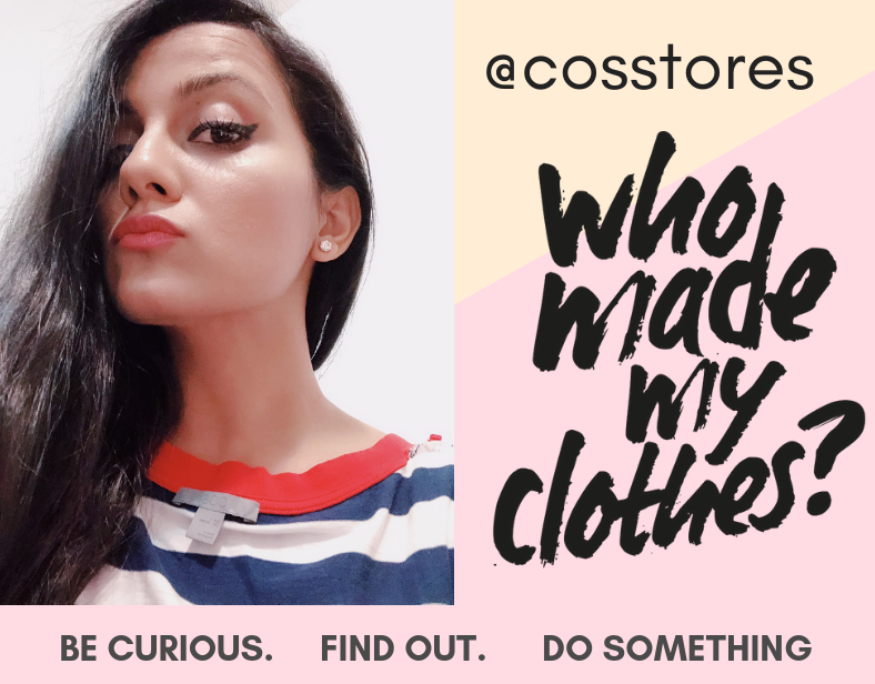 Fashion Revolution - join whomademyclothes campaign - Best Ethical Fashion Blogger
