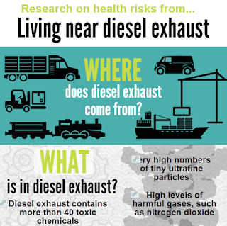 Environmental Effects of Emissions