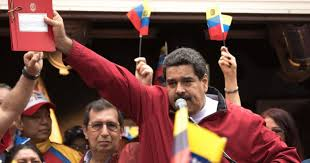 Venezuela on Fire; Whence Maduro's Petro Plan Failed to Bail Out the Country