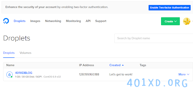 Setup/Konfigurasi VPS untuk Membuat SSH Premium
