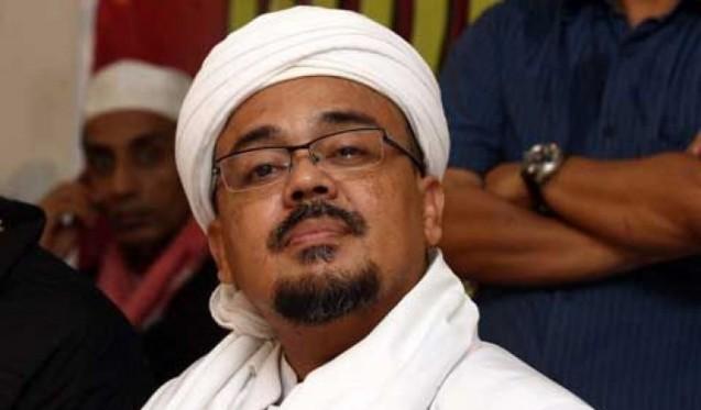 Kena Getahnya !! Habib Rizieq Shihab Resmi Dilaporkan Ke Polisi