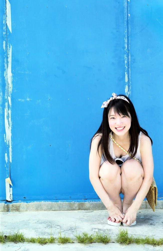577 [PB] 2014.12.24 内田真礼ファースト写真集「まあや」