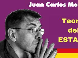 JUAN CARLOS MONEDERO- TEORÍA DEL ESTADO [CLASE COMPLETA]
