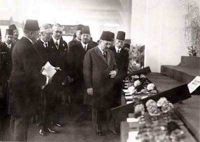 King Fouad I of Egypt