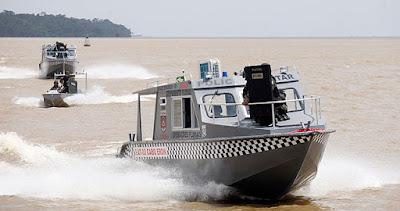 Guarda Costeira?: Vem ai a Polícia Hidroviária Federal