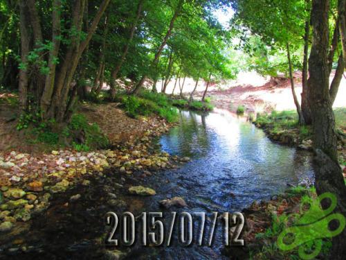 2015/07/12 Ergene nehri'nin kaynağı - Ormandan Balkaya - Kıyıköy