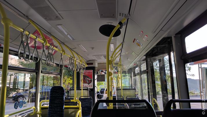 Городской автобус, Дубровник
