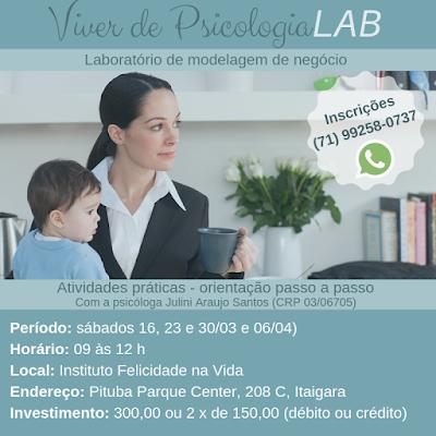 Viver de Psicologia Lab - VPLab (Laboratório de Modelagem de Negócio)
