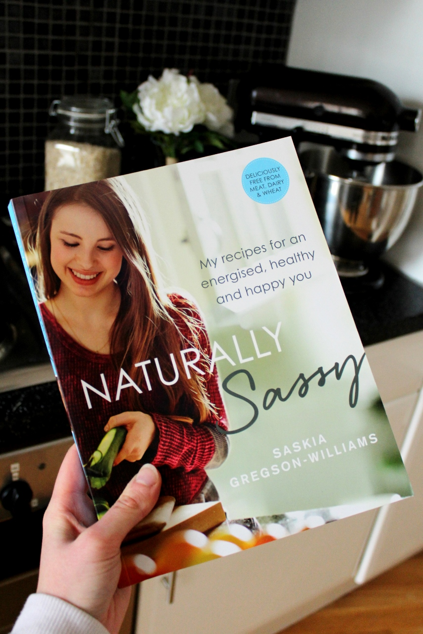 Naturally Sassy Recipe Book Review
