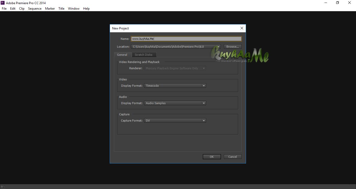 Adobe Premiere Pro CC (2014)