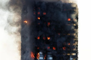 London tower block, Death toll hits 58
