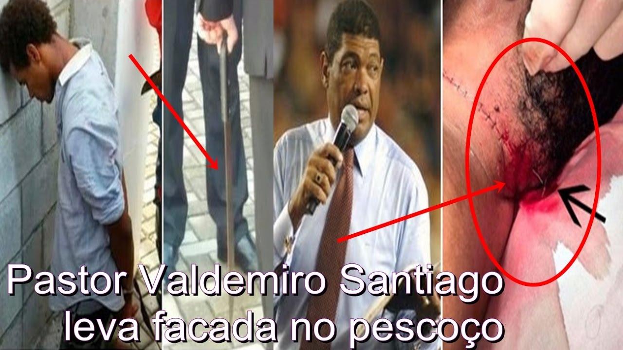 Vídeo Valdemiro Santiago facada