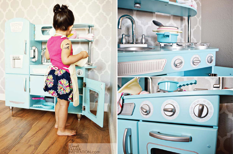 kidkraft navy vintage kitchen 53296 rags roselawnlutheran