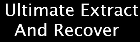 Download Ultimate Extract and Recover 4.5