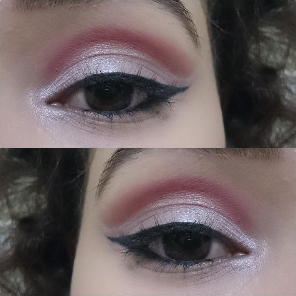 Maquiagem passo a passo cut crease