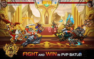 God of Era: Heroes War (GoE) Apk - Free Download Android Game