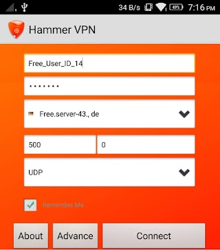 Use Hammer VPN to Secure and Save Your Mobile Internet Bandwidth