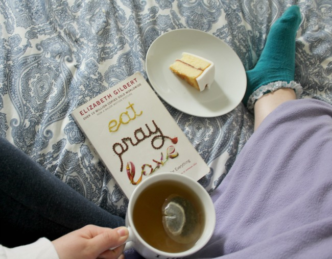 Book of the month - 'Eat Pray Love'