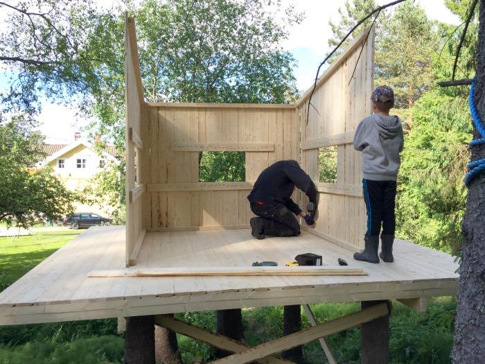 rakenna puumaja
