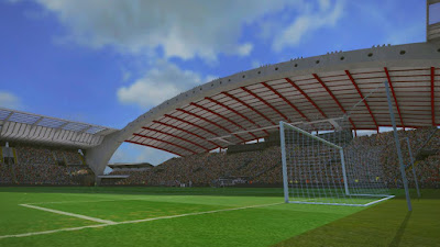 PES 2017 Stadio Friuli by PES Mod Goip