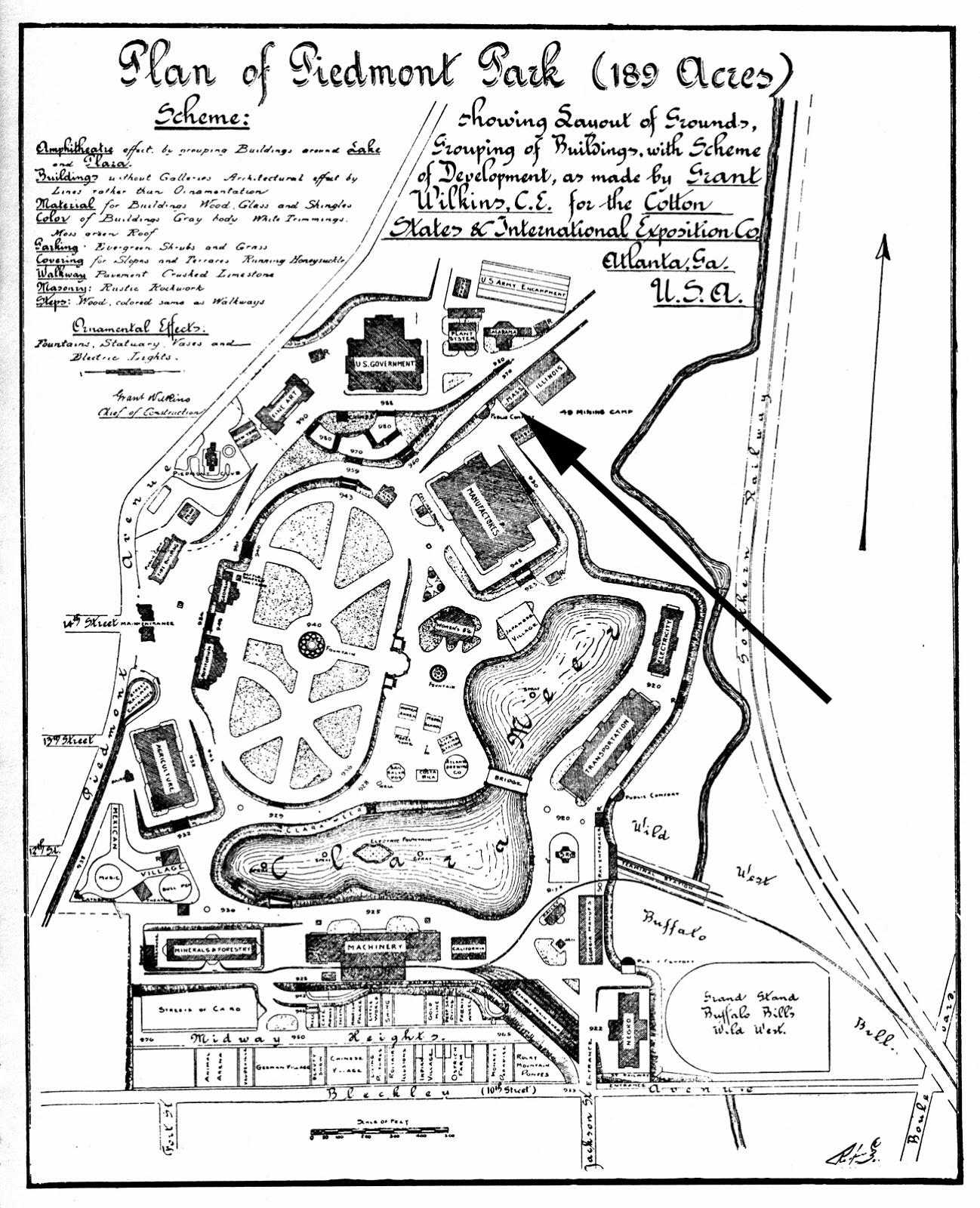 Mototique: Piedmont Park, Atlanta's Early Racetracks