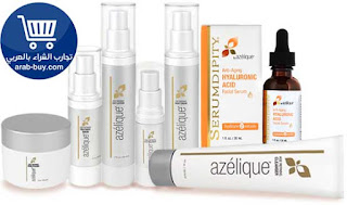 منتجات شركة Azelique للعناية بالبشرة من اي هيرب
