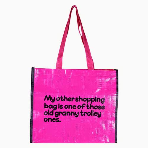waldo pancake shopping bag