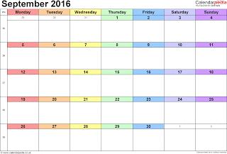 календарь бланки для распечатки - фото 3