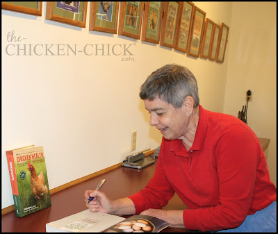 Gail Damerow is the author of The Chicken Health Handbook, Storey's Guide to Raising Chickens, Hatching and Brooding Your Own Chicks, The Chicken Encyclopedia, The Backyard Homestead Guide to Raising Farm Animals and a flock of other books on poultry and related subjects.