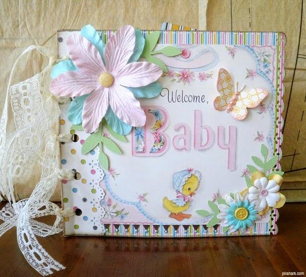 Joli Album photo pour bébé