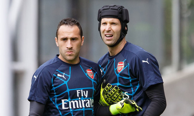 David Ospina could take Petr Cech place