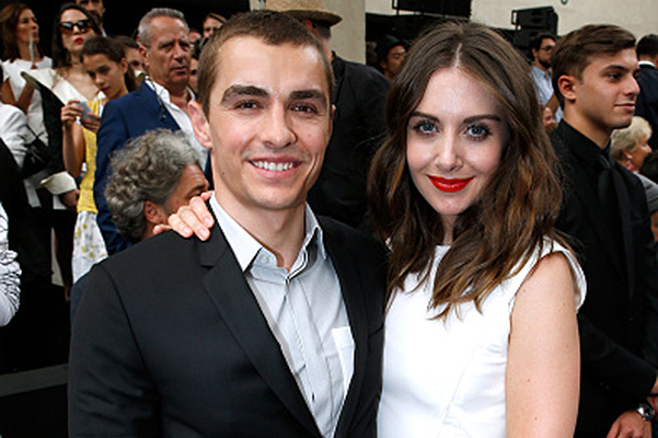 Dave Franco and Alison Brie engaged