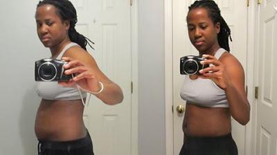 Tips to help achieve flat tummy